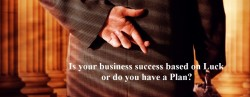 Are you planning on staying in business?