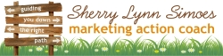 Sherry Simoes Marketing Action Coach