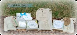 Eddie and Eva Soap Bath Products