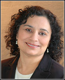 Varsha Upadhye with Prudential California Realty