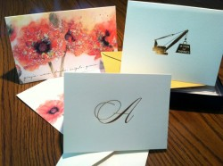 Papyrus and Crane & Co Cards