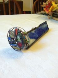 kaleidoscope created by , Maura Marini Shumake with Stella Bella Glass