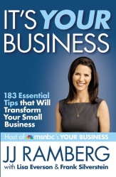 JJ Ramberg 183 essential tips that will transform your small business