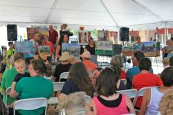 Attend the En Plein Air Art Auction in Fuquay-Varina on April 11, 2015